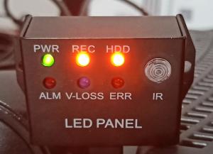 Driver indicator THS VIC1